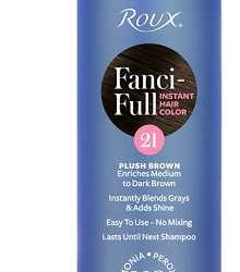 fanci full 450 ml rinse plush brown