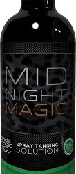 black magic midnight magic 1000ml 8 hour dark designed for olive skin and darker results