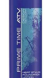 atv prime time blow-dry & setting foundation lotion 250 ml