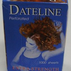 perm paper  dateline blue salon smart