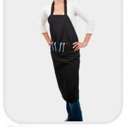 wahl polyester apron with strap wp5030