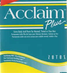 acclaim plus extra body (single unit)