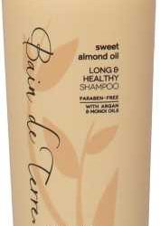 bain de terre  sweet almond shampoo  400 ml