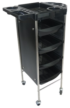 bella trolly 4 tier delta
