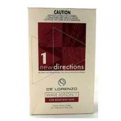 de lorenzo new directions no. 1 resistant hair kit