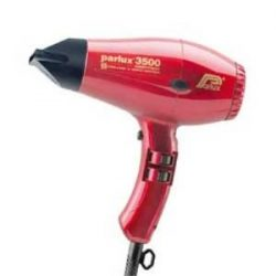 parlux 3500 ceramic ionic dryer red 2000 watts