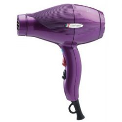 gamma piu e.t.l light hair dryer black