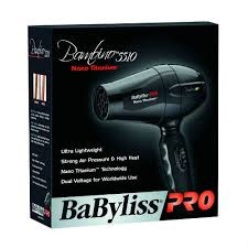babyliss bambino travel dryer
