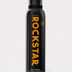 rockstar dirty weekend for brown hair  dry shampoo 150ml