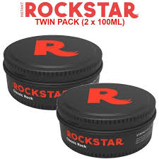 rockstar duo pack classic rock wax 100ml