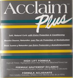 acclaim plus hi lift perm (single unit)