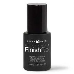 young nails 10ml finish gel sealer