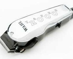 wahl clipper super taper 2000 comes with 4 gards